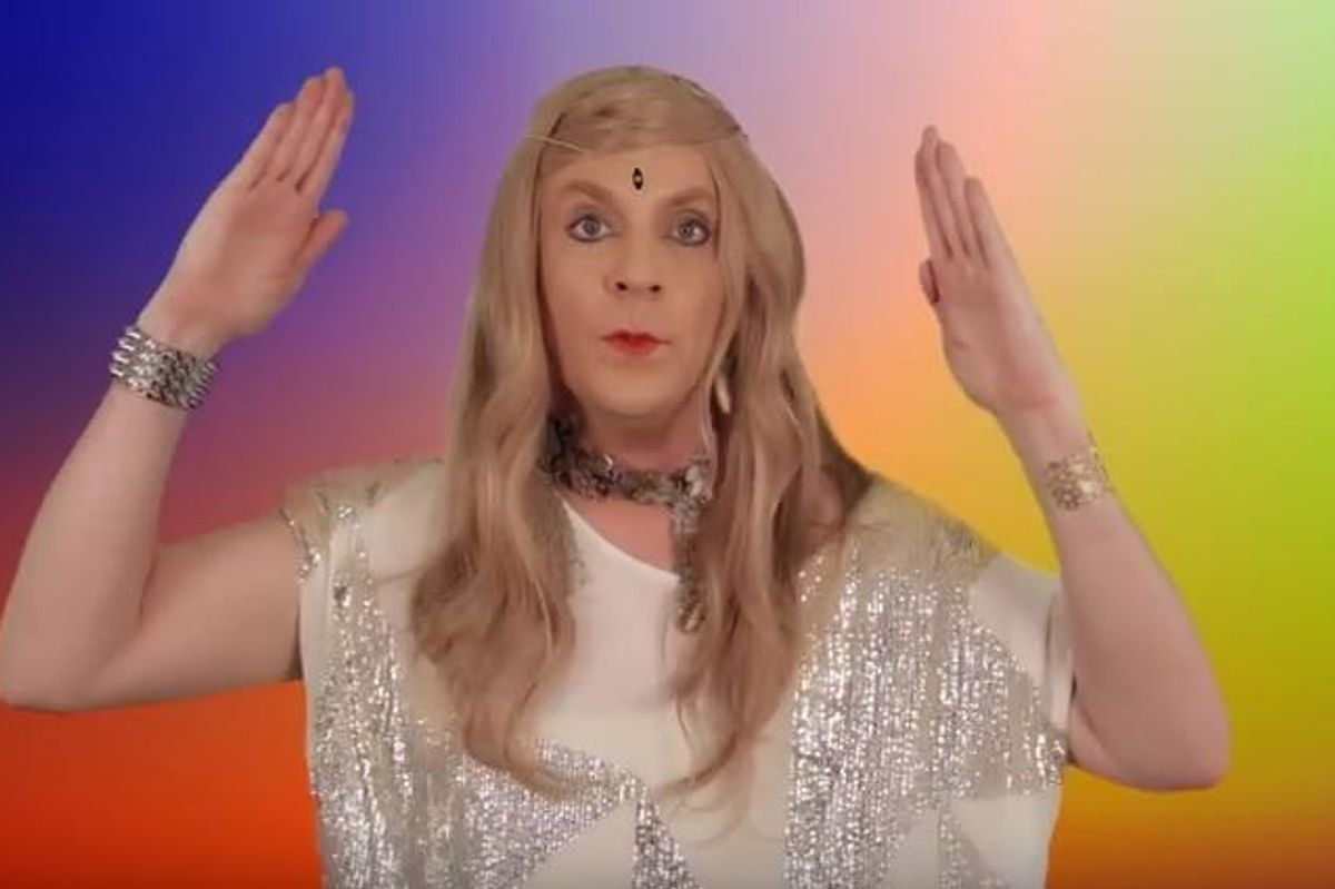 """Good Evening America: Drew Droege's Chloe Sevigny Is Back With """"MODEL"""""""