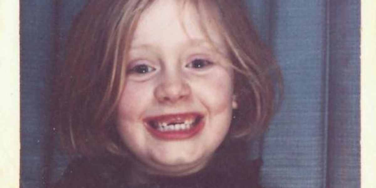 Peep Adele's Super Throwback Single Art For 'When We Were Young'