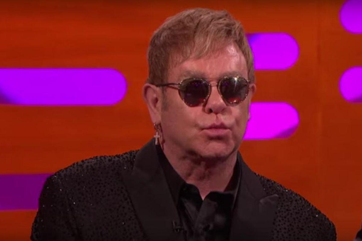 Ben Stiller Revealed The Secrets Of Blue Steel To Elton John