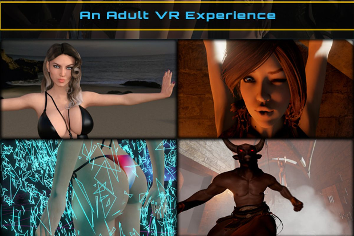 The Singularity Is Near -- We Now Have Interactive Porn Video Games