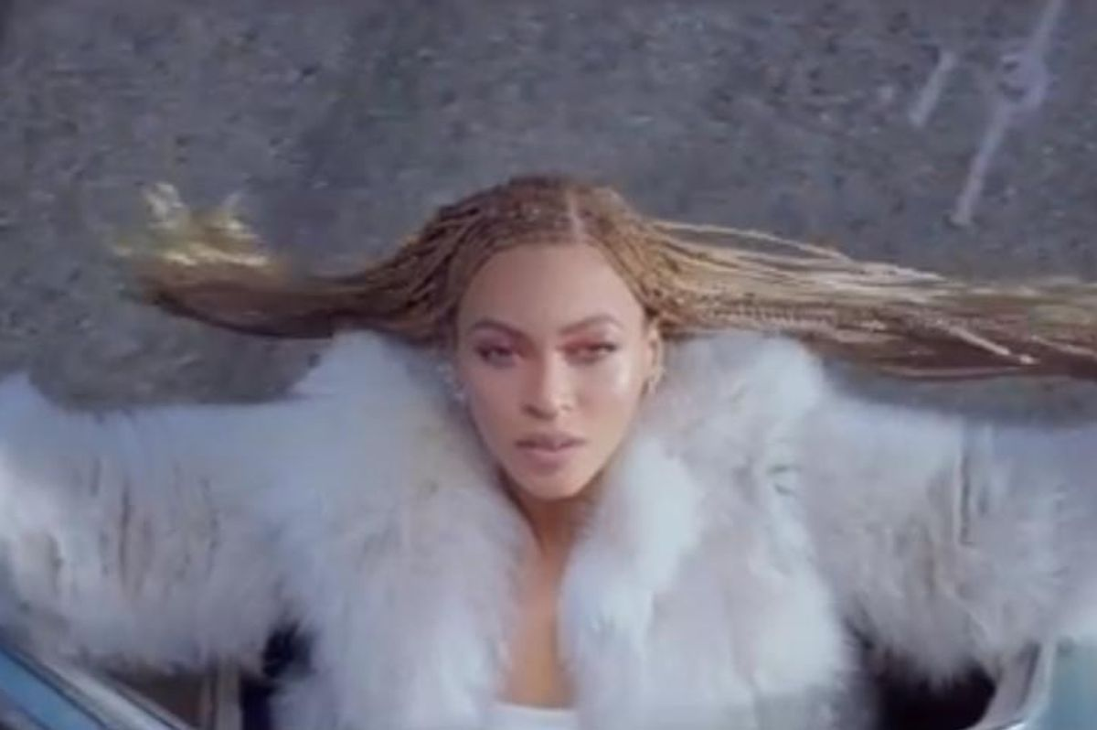 Beyonce Just Dropped A New Song AND Video -- Prepare To Pass Away