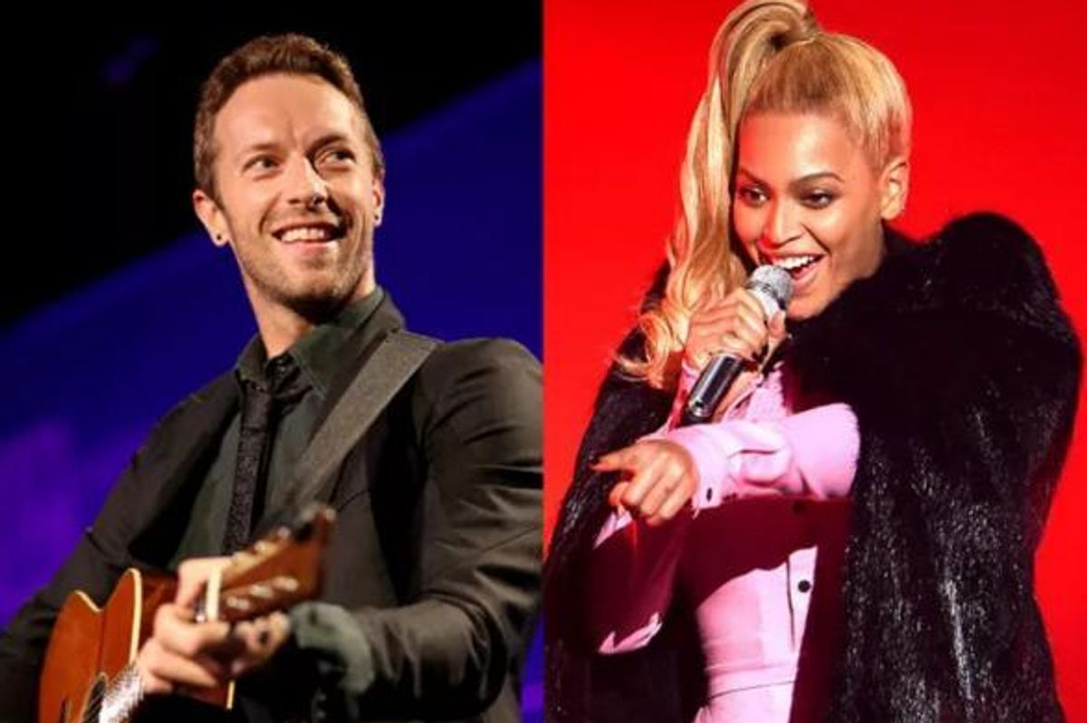 Speculating On Coldplay & Beyoncé's Super Bowl 50 Halftime Performance