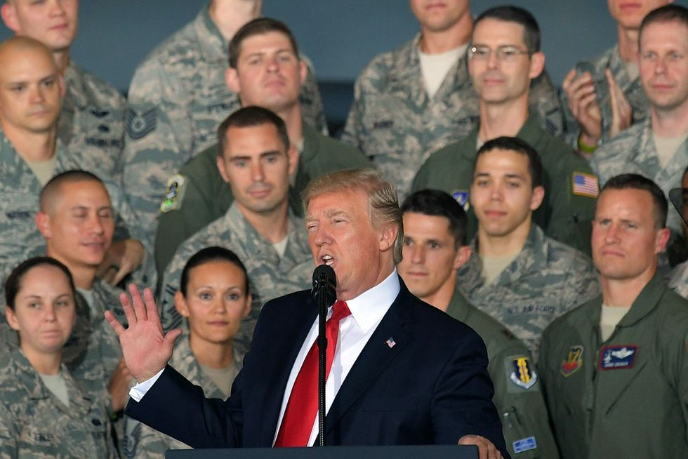 The military drinking-water crisis the White House tried to hide