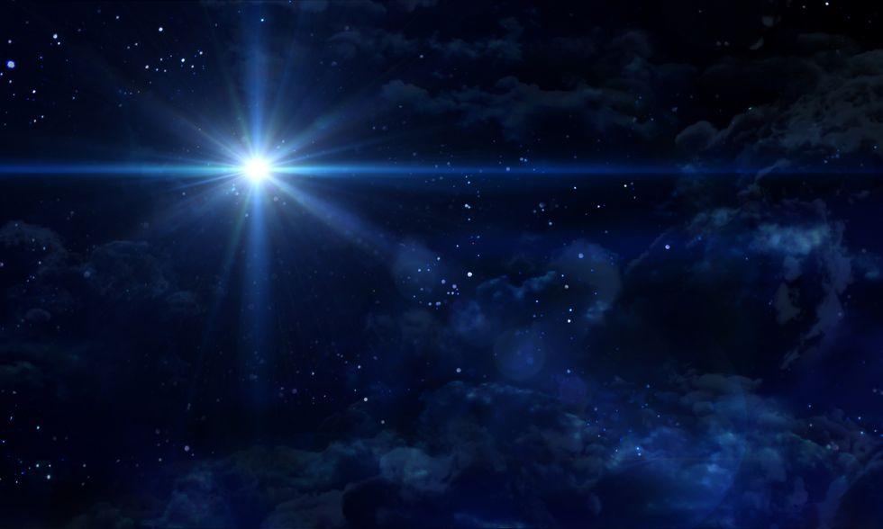 Chasing the star of Bethlehem