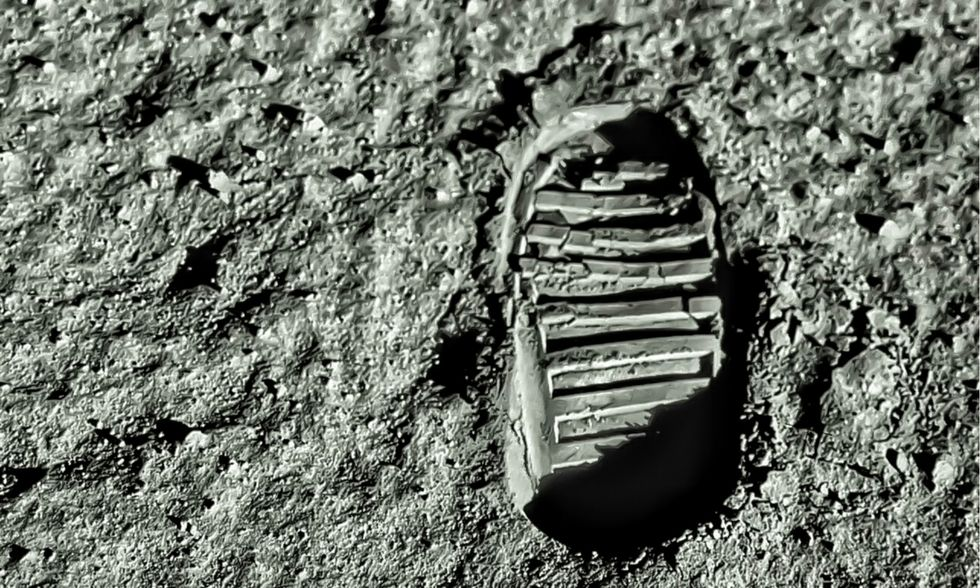 A giant leap for mankind