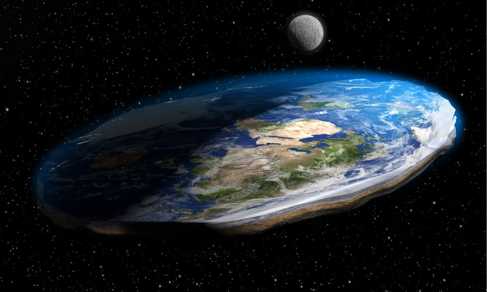 Flat earth and climate denial: Why?