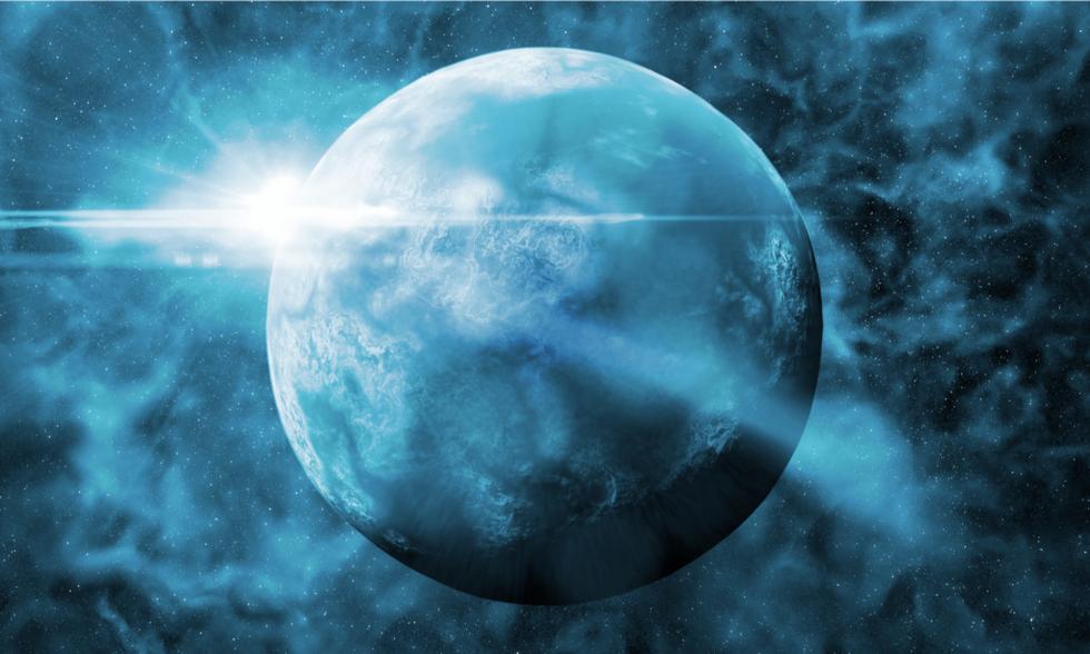 Habitable planet found*