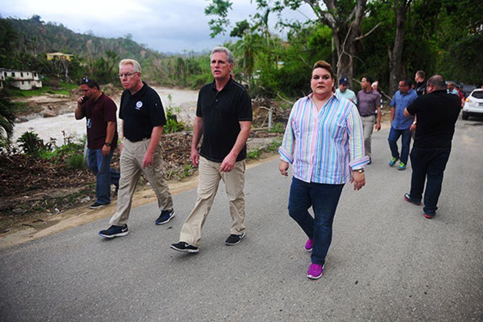 Living on Earth: FEMA unprepared to help Puerto Rico