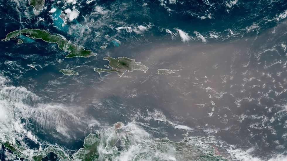 Will the Giant Dust Cloud from the Sahara Impact New England? Here's What We Know
