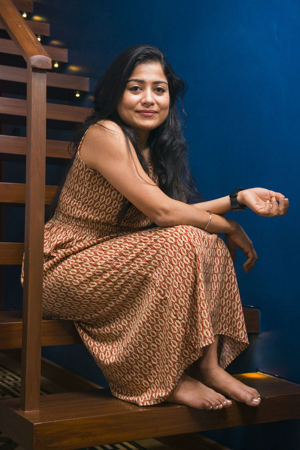 122c17c553 Roshni Bajaj Sanghvi, Food writer and contributing editor for Vogue India
