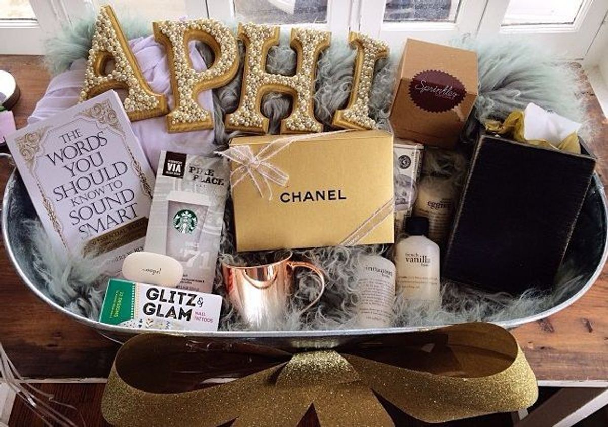 The Essential Gifts for Sorority Big/Little Week