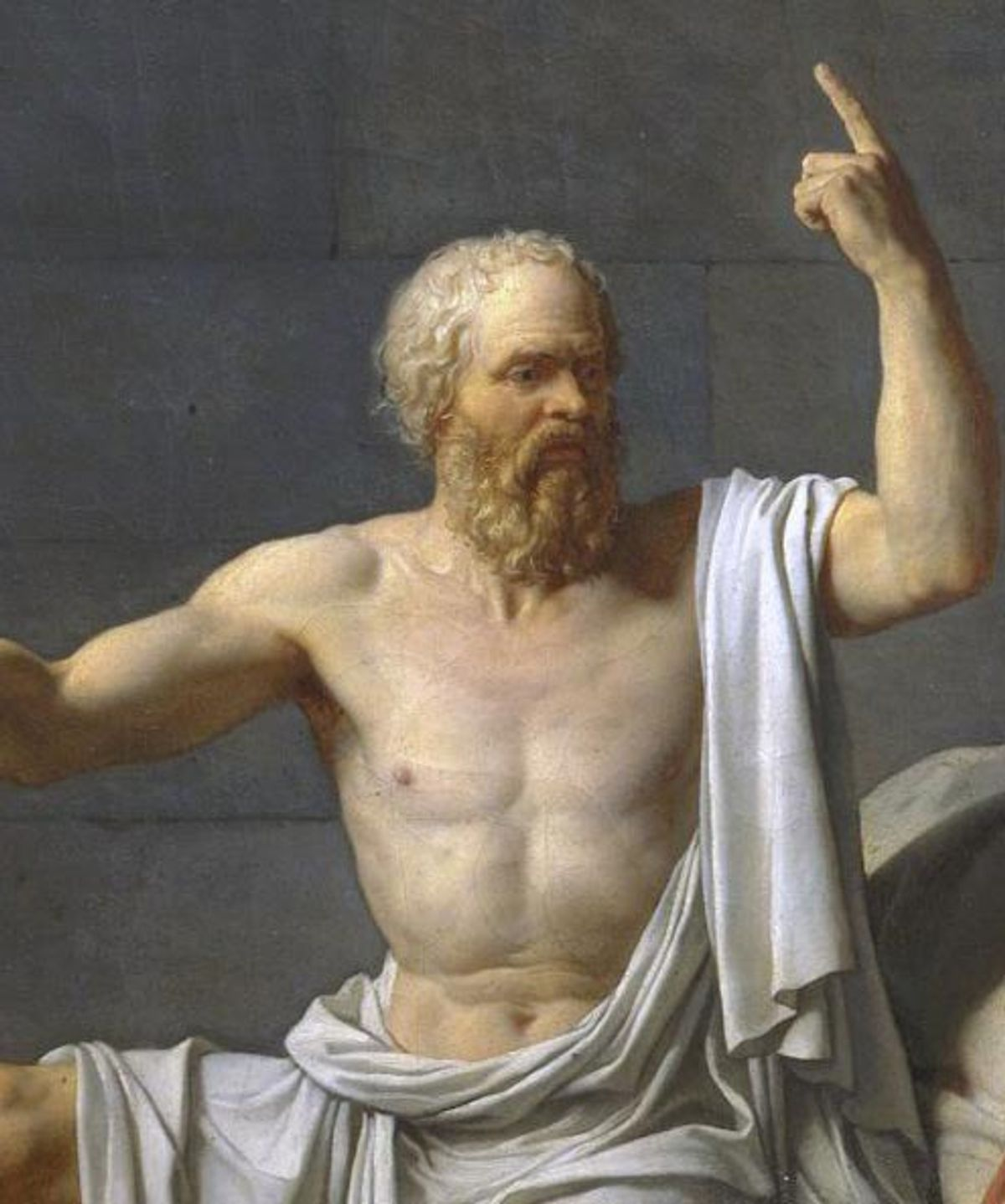 If More People Were Like Socrates....