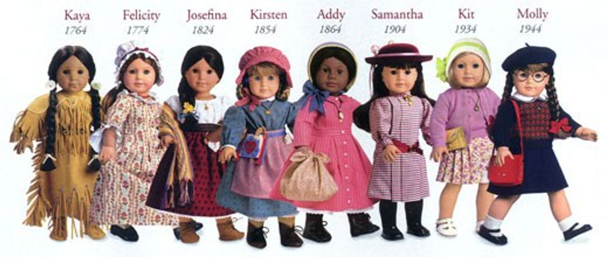 What Does Your American Girl Doll Say About You?
