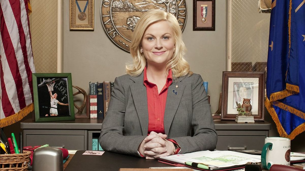 """Post-""""Parks"""" Depression: 15 Reasons Why Leslie Knope Is One of the Greatest Female TV Characters Ever"""