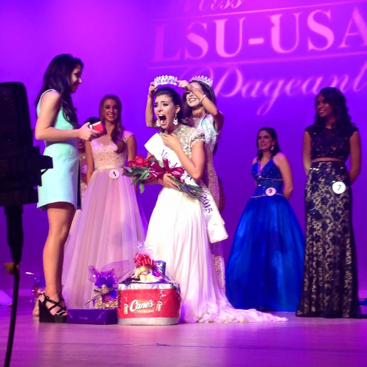 Miss LSU Pageant Reflection