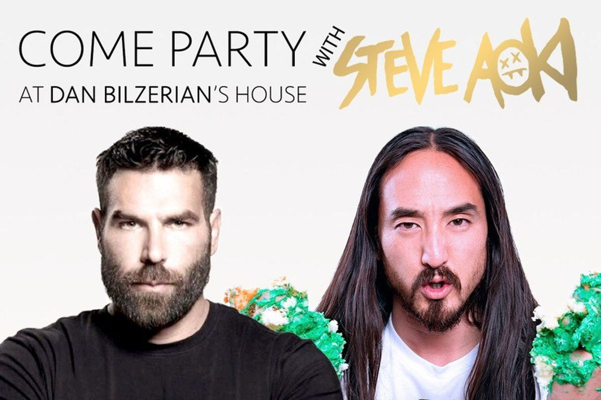 You Could Win a Trip to Party with Dan Bilzerian, Giraffes and Steve Aoki