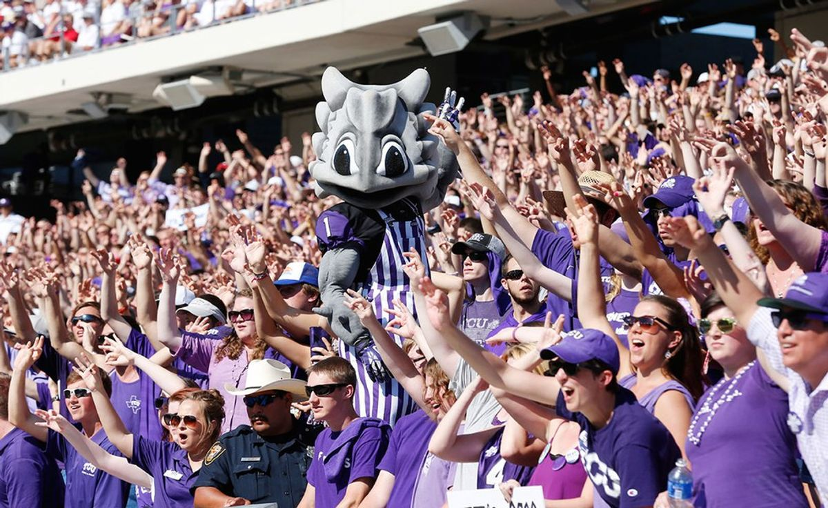 10 Reasons You Shouldn't Go To TCU