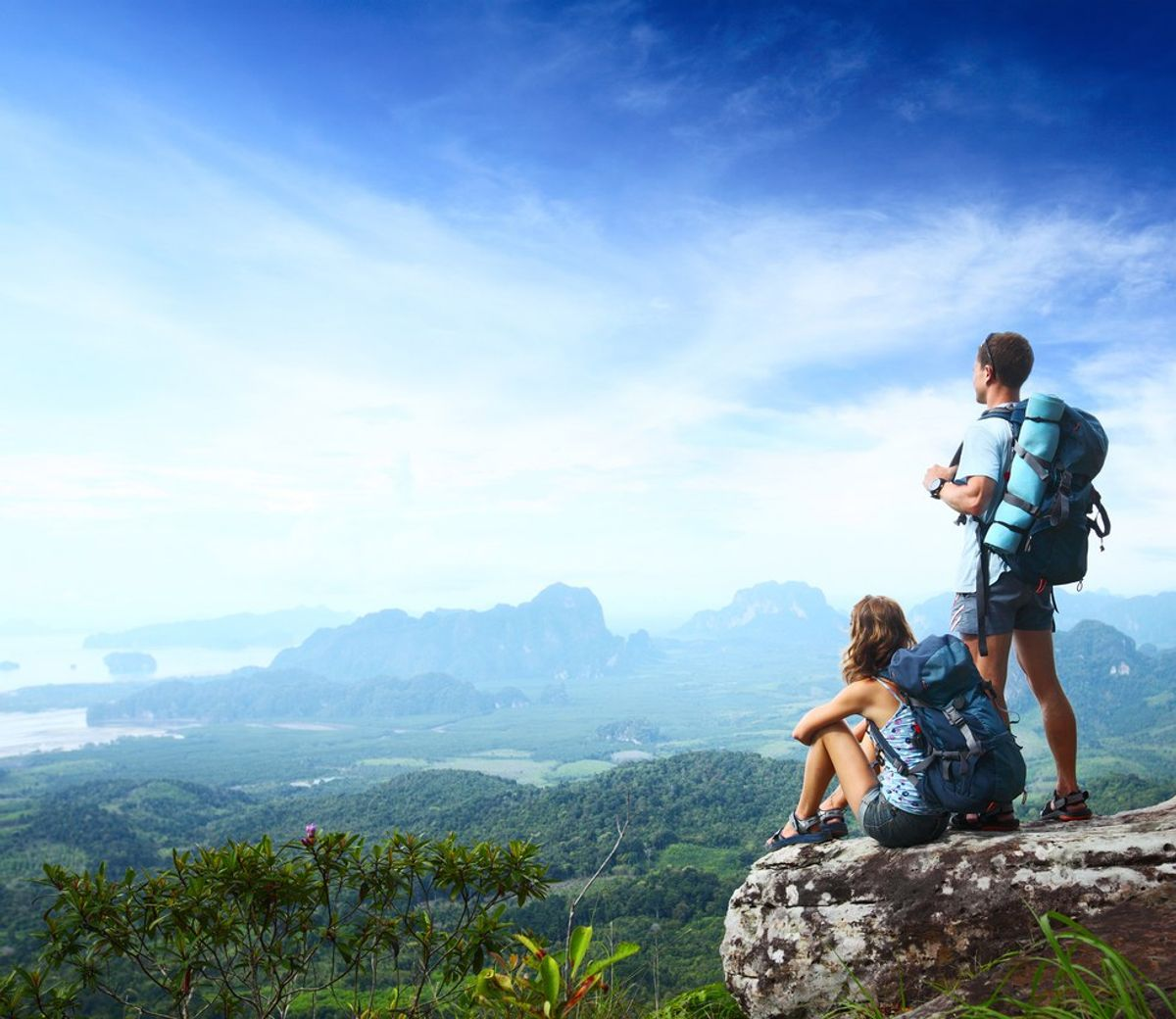10 Reasons You Should Go Backpacking This Summer