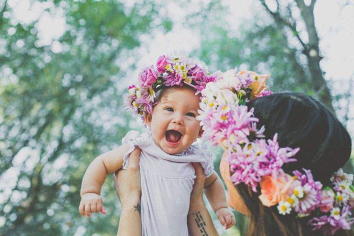 Dear Future Daughter
