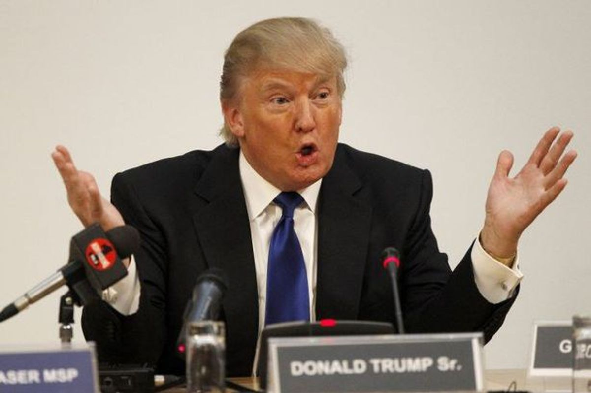 7 Times Donald Trump Sued Or Threatened To Sue For Stupid Reasons