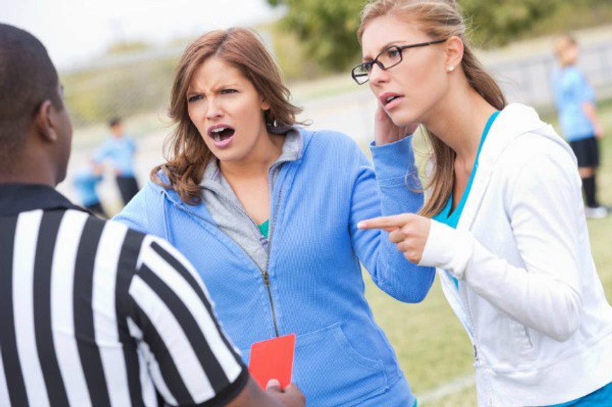 Five Ways To Avoid Being 'That' Soccer Mom