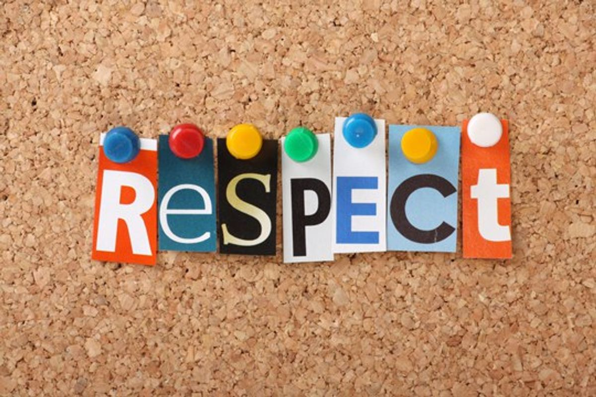 How I Learned to Respect Others' Beliefs