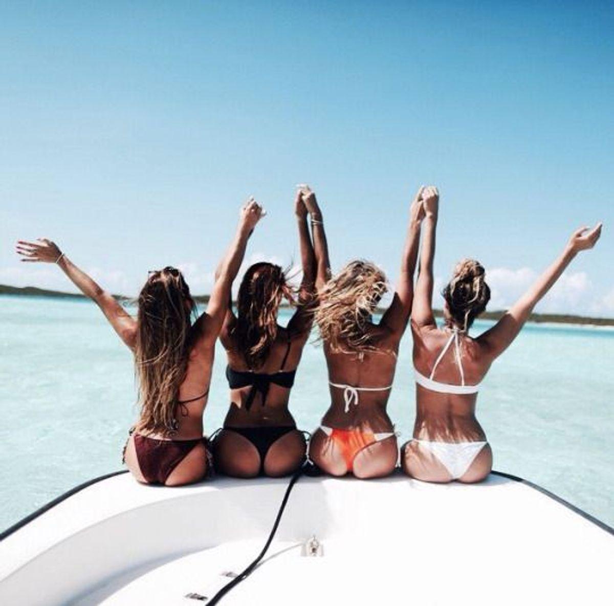 Summer Break: Expectations vs. Reality
