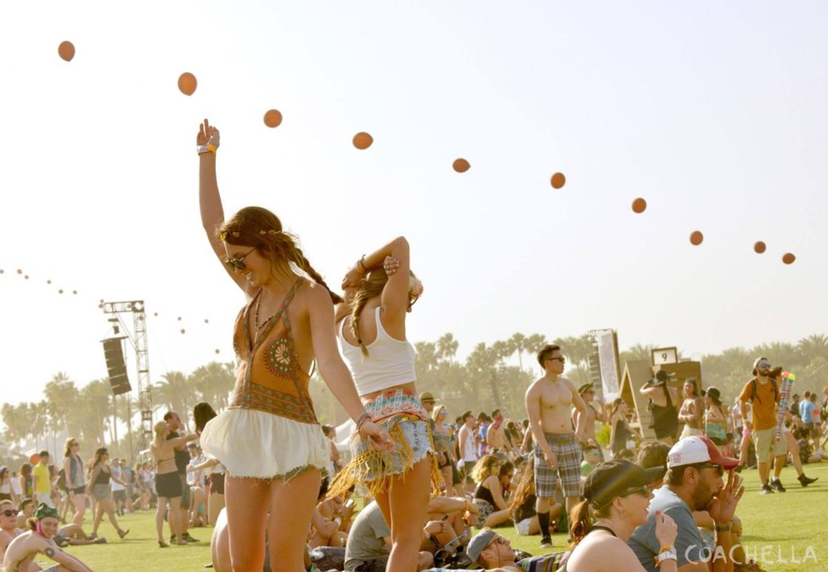 7 Ways To Make The Most Of Summer Music Festivals
