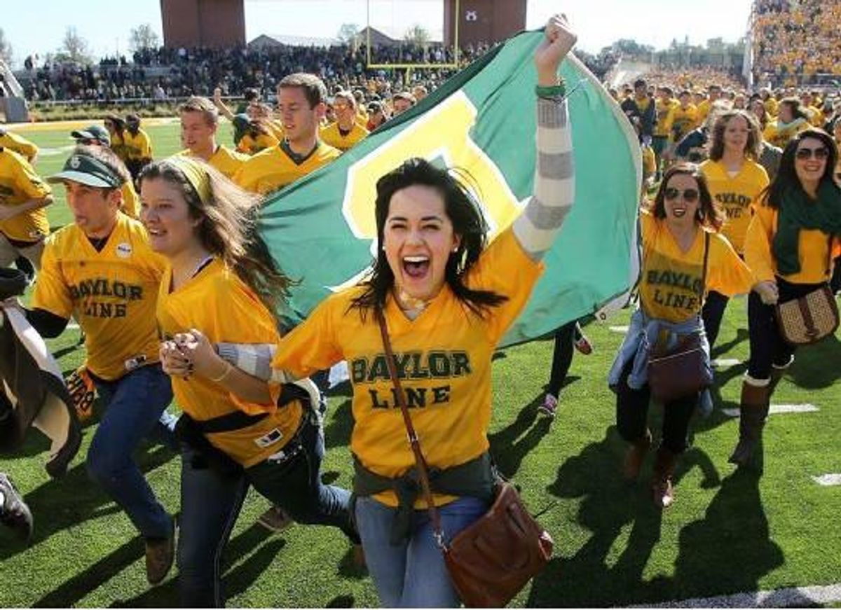 The Do's And Don't's For Baylor Freshmen