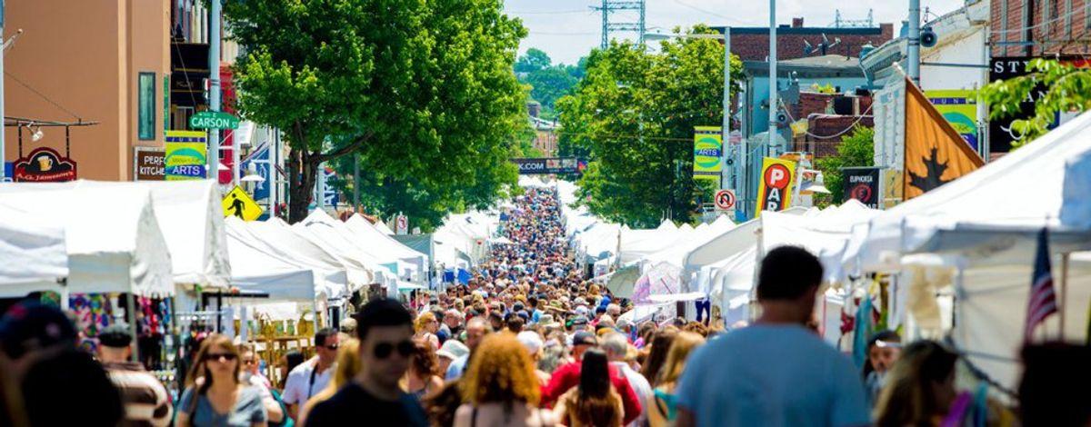 Ultimate Summer Guide: Best Food Festivals In Philadelphia