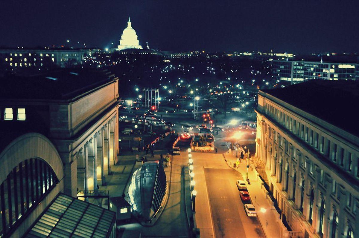 D.C. Night Vibes