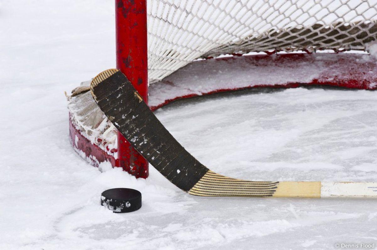 The Struggles Of A Female Hockey Fan