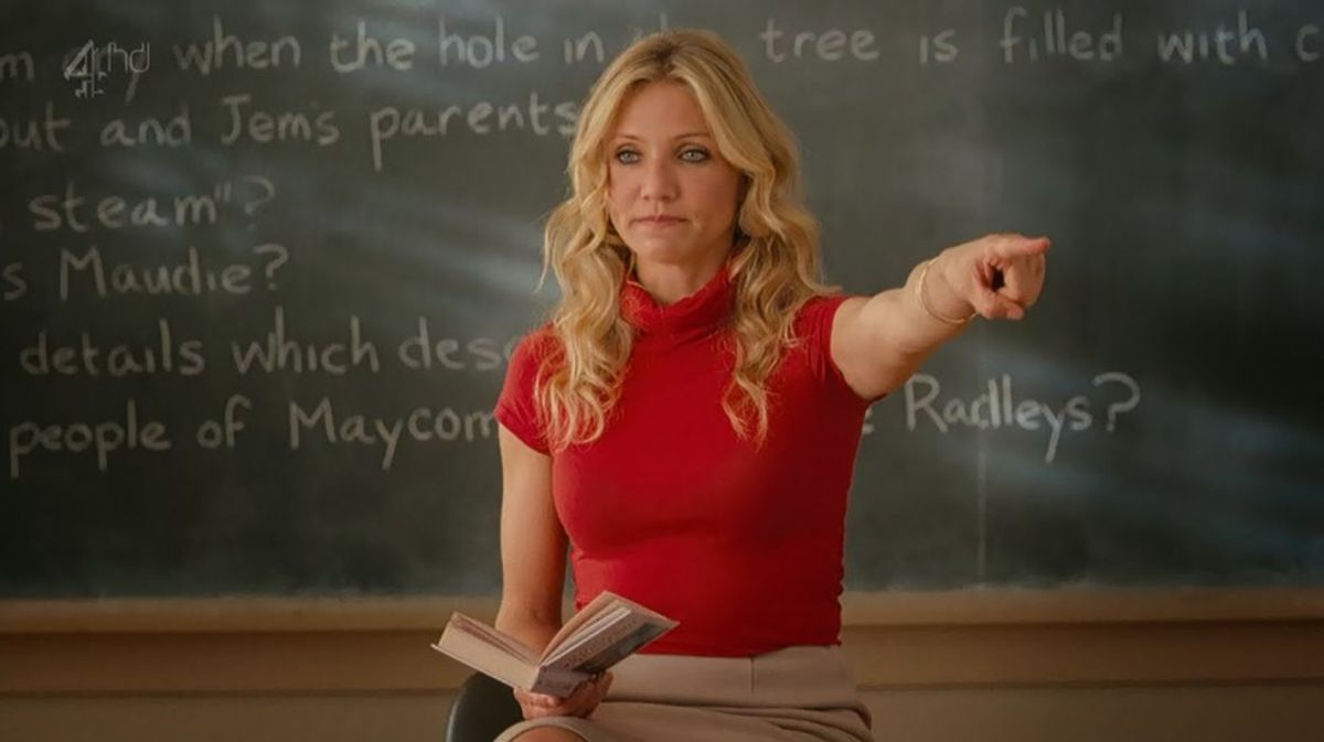 12 Signs You Are A Future Teacher