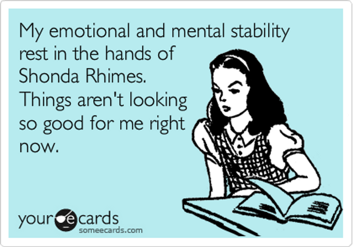 An Open Letter To Shonda Rhimes