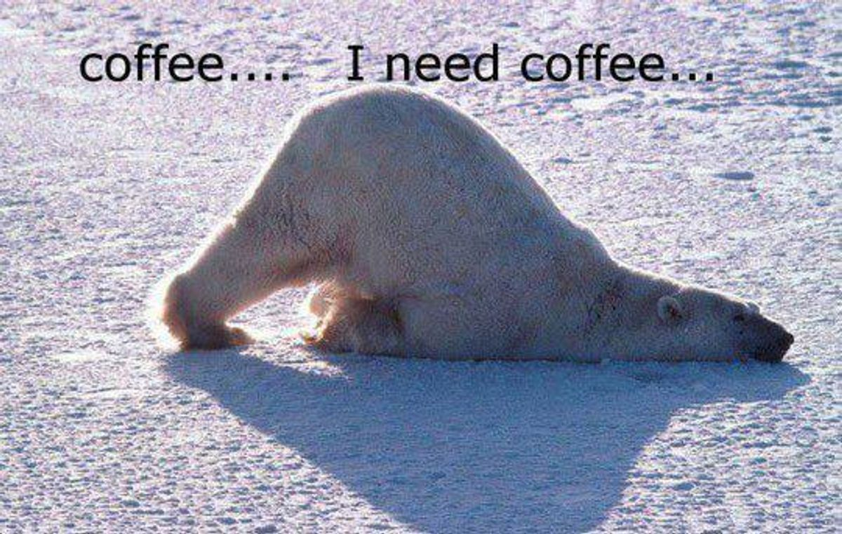 10 Signs You Have A Coffee Addiction