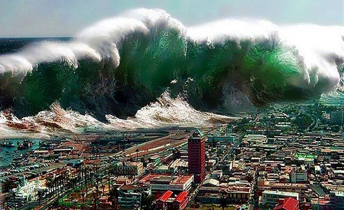 Megaquake Coming To The Northwest
