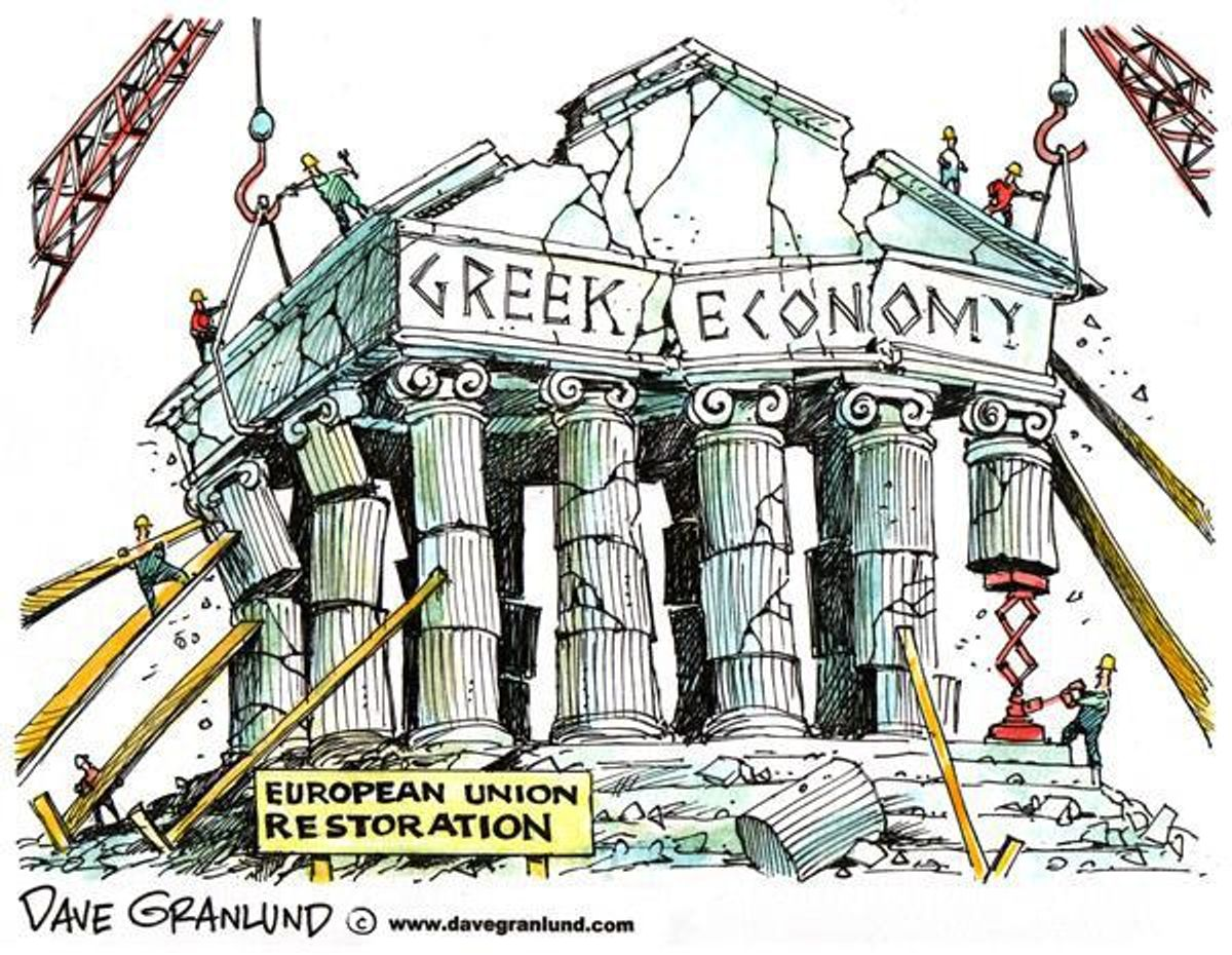Lessons We Learned From Economic Shut-Down In Greece