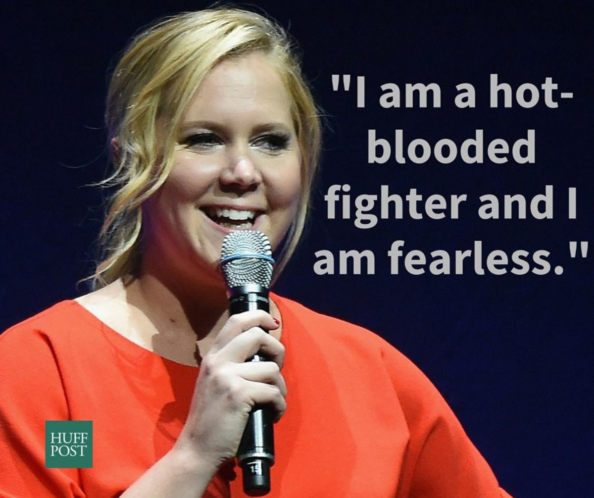 Amy Schumer Needs To Be Your New Girl Crush