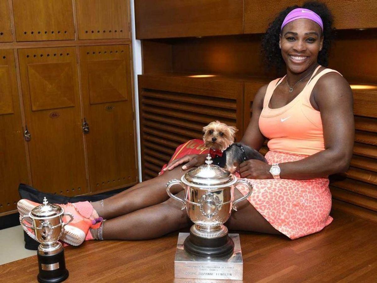 The Media's Scrutiny of Serena Williams