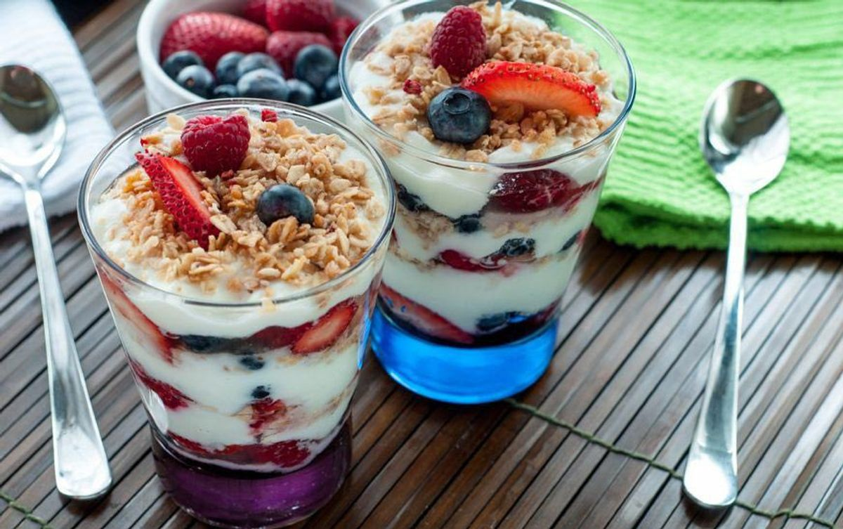 Healthy Summer Desserts That Will Make Your Mouth Water