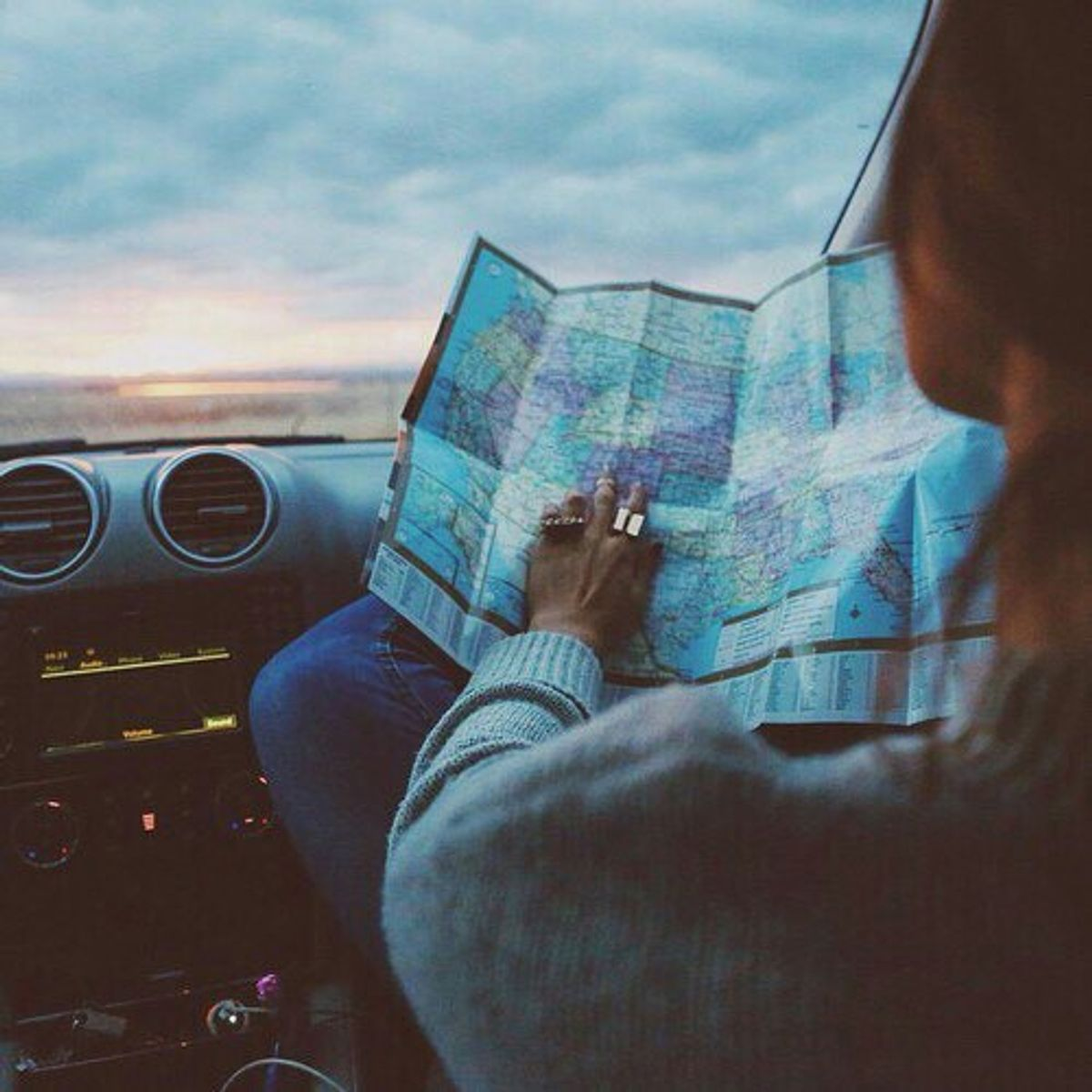 I Want An Adventure, Not A Relationship