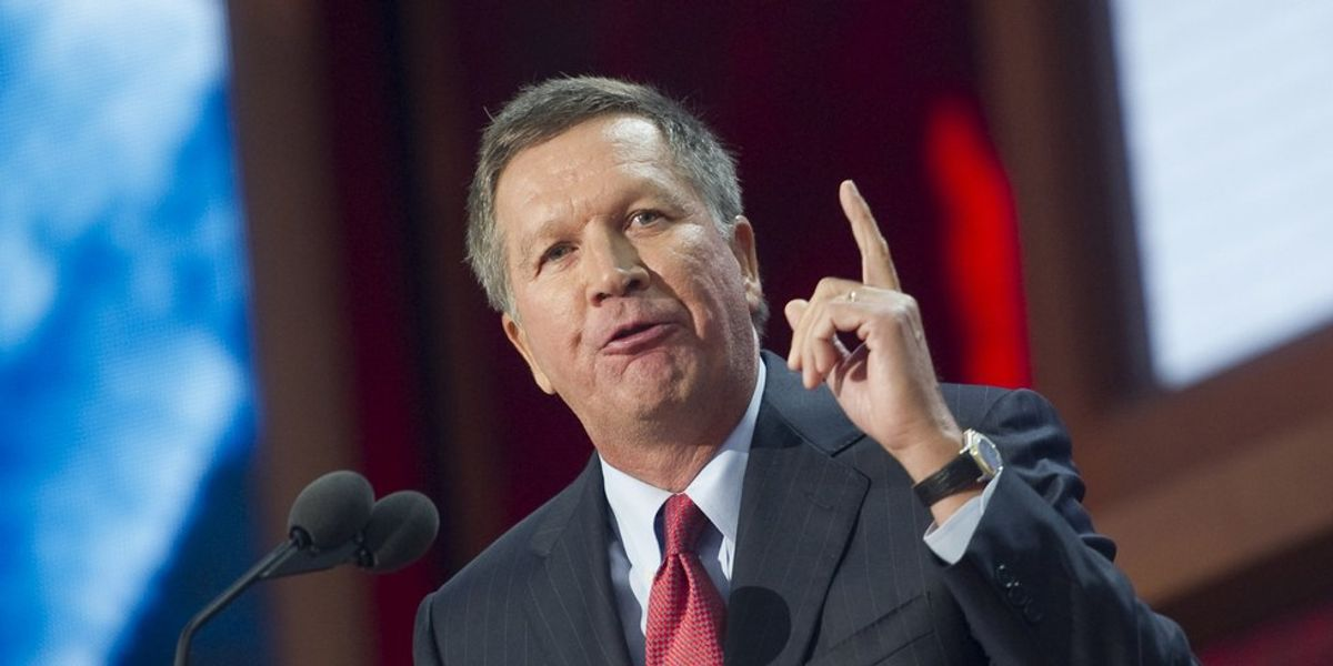 10 Reasons Why John Kasich Should Be Our Next President