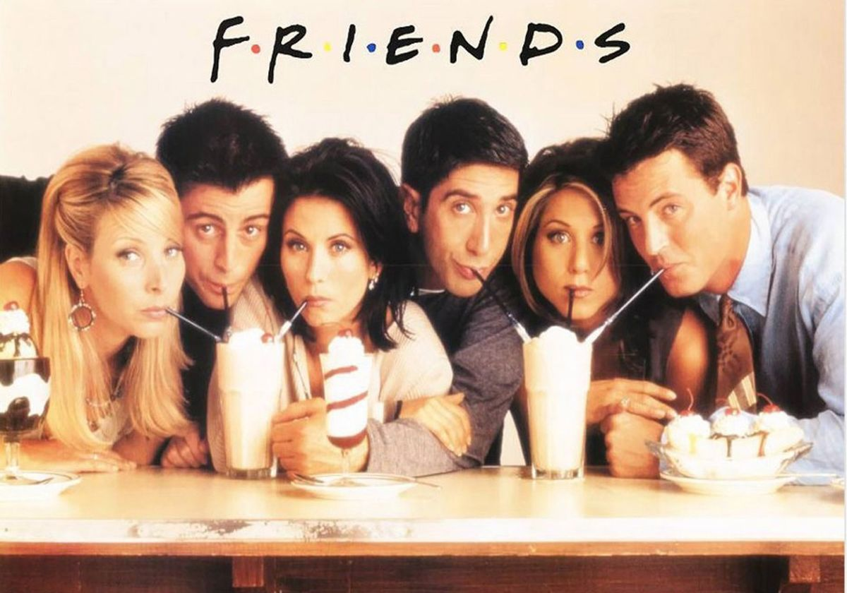 """Our Reactions to """"Friends"""" Characters"""
