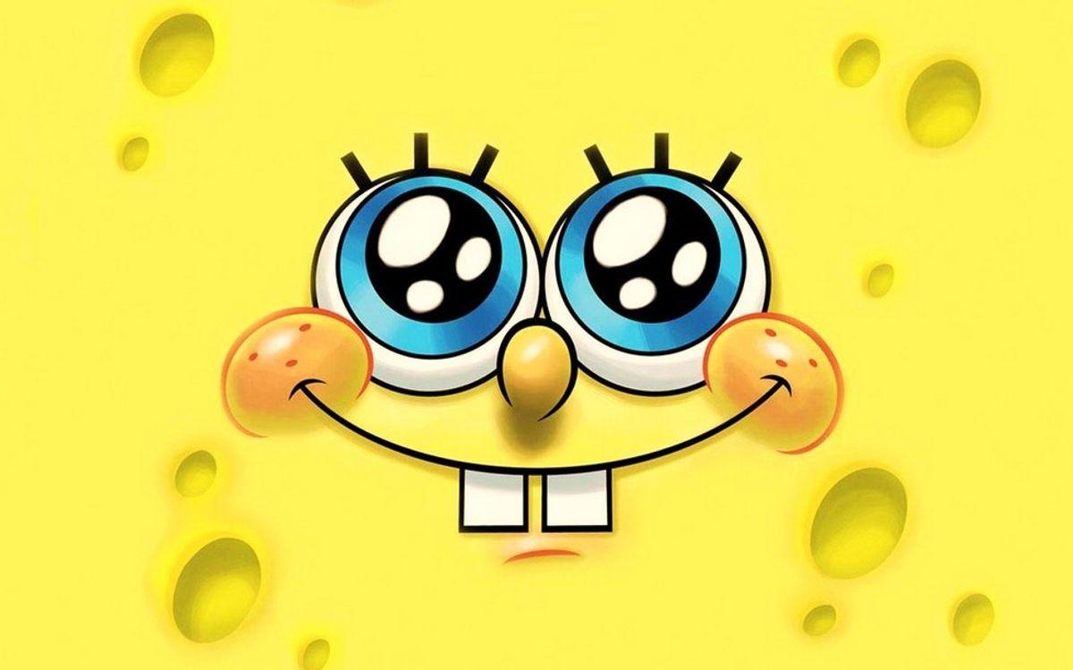 20 Spongebob GIFs That Sum Up Early Adulthood