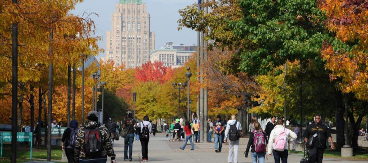 Detroit Bucket List For Wayne State Students