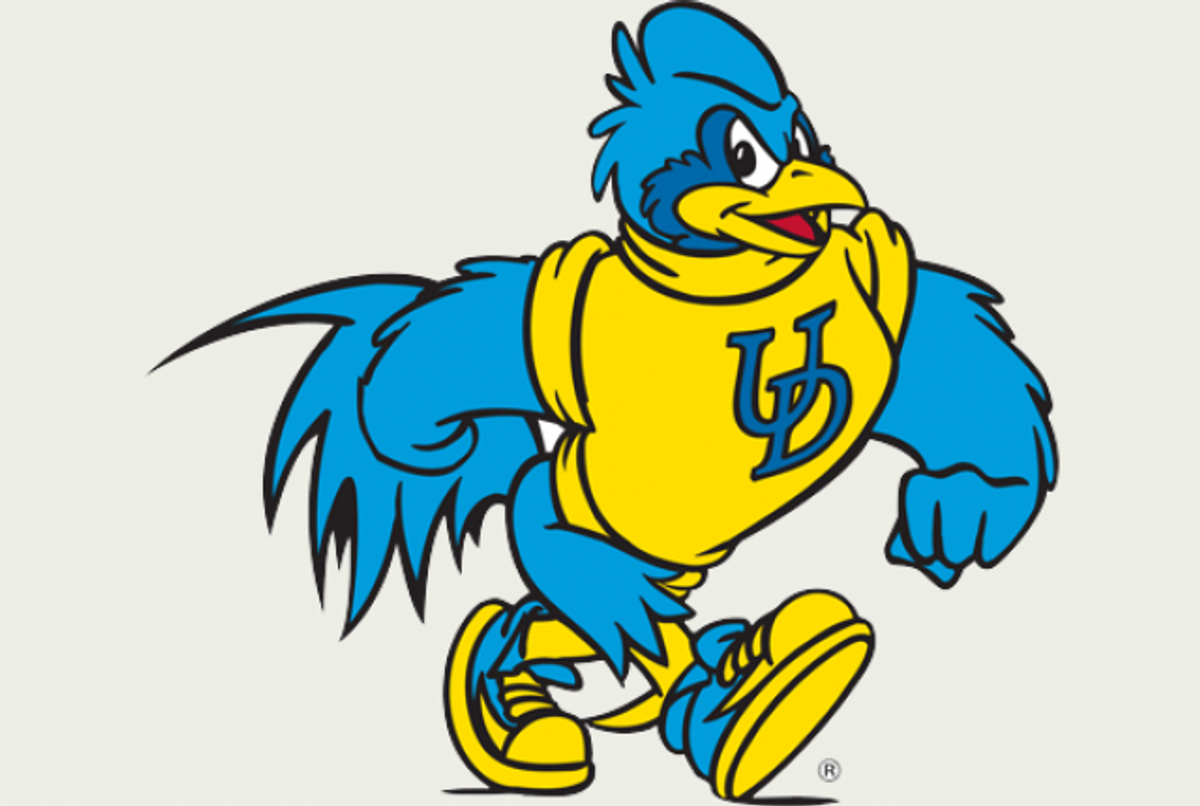 10 Least Intimidating Mascots In Division I Sports