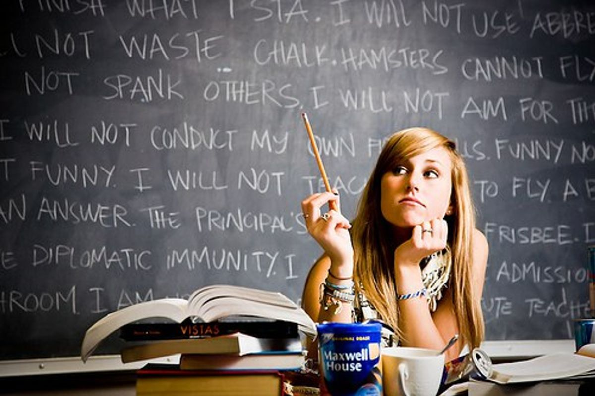 How To Stay Motivated This New School Year