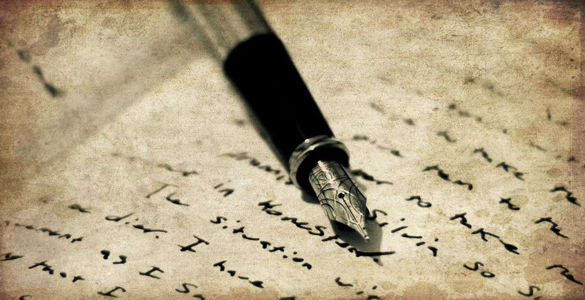 Why Writing Is Good For Your Soul