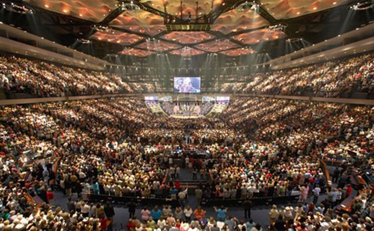 Megachurches: Helping Or Hurting The Christian Community?