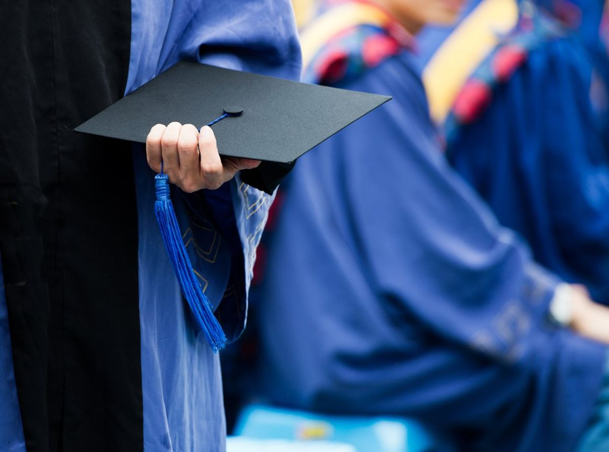 What It Means To Be A First-Generation College Student
